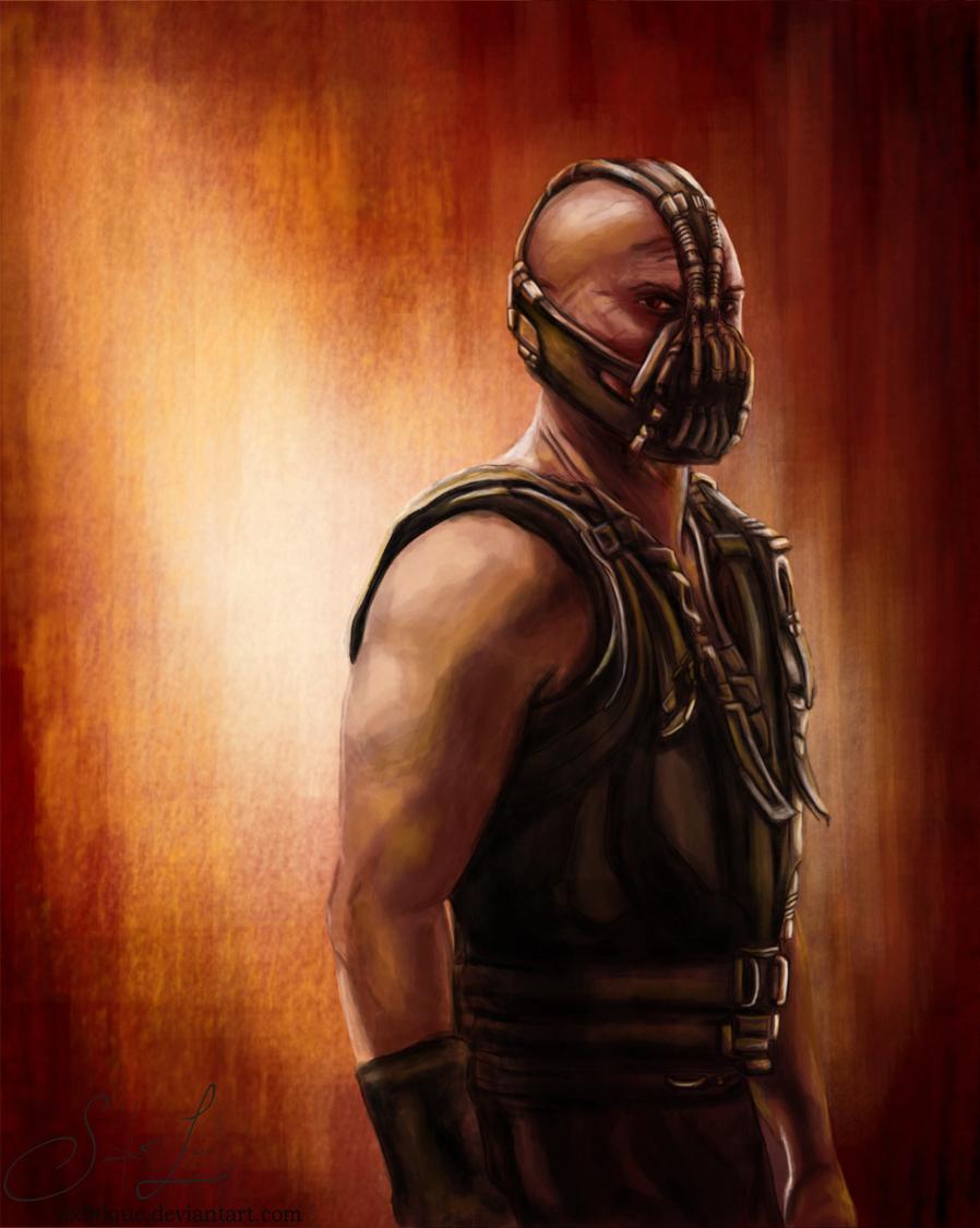 Bane. by artissx