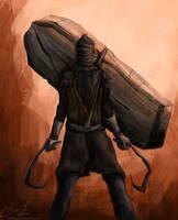 Bioshock Infinite: The Crow. by artissx