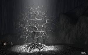 The One Tree by Blackhawk1969