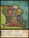 Caerfaron (city of Ocaolydd)