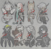{7} set price adoptables [closed] by nobrows