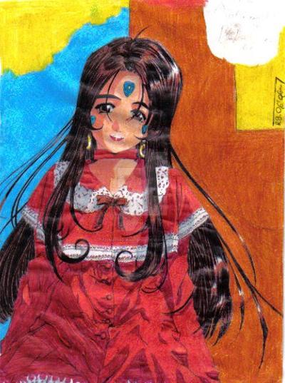 Skuld by Unmei-no-kaioshin