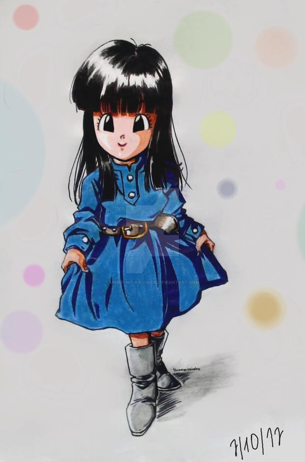 Little Mai by Unmei-no-kaioshin