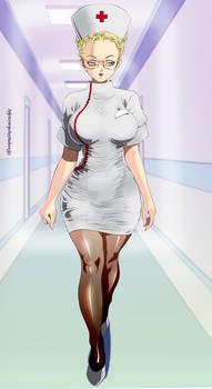 Mikoshin sama disguised as human [c]