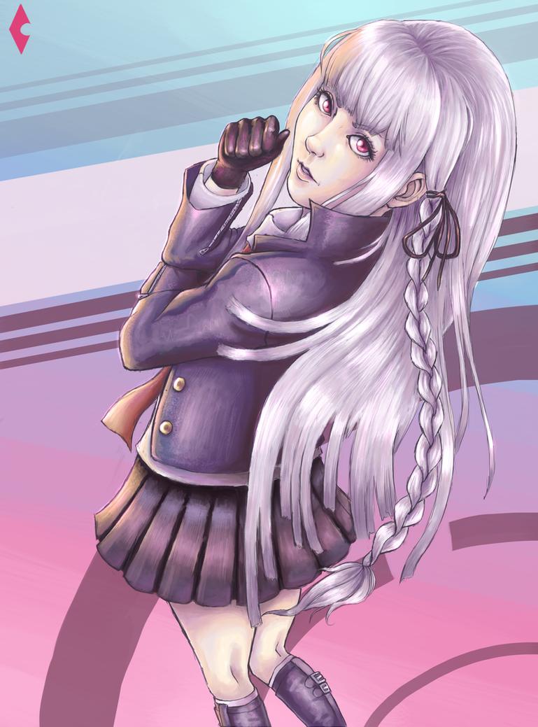 Kyoko Kirigiri by HaruKazuhira