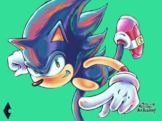 Sonic Request by HaruKazuhira