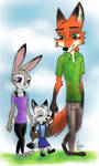 Lil Vixy and Wildehopps