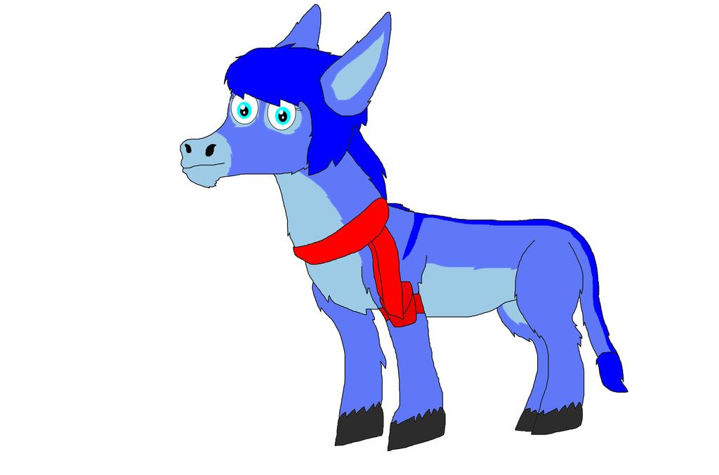 Donkey Form Upgraded by Perithefox10