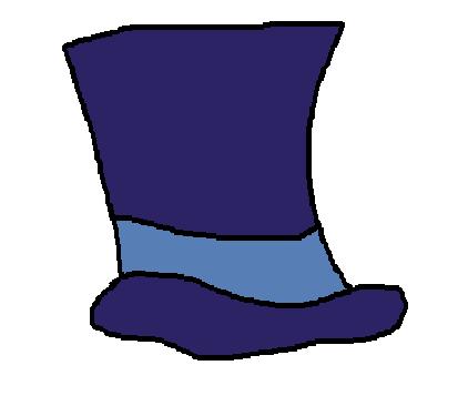 William Bellhart Longfox's top hat by Perithefox10