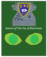 Return of The Cat of Khartoum by Perithefox10