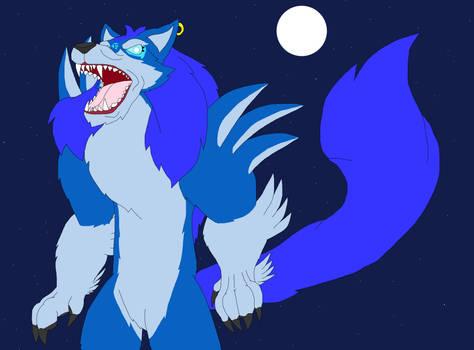 Howling Roar of The Great Wolf Demon