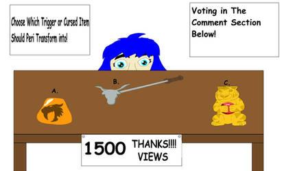 1500 Thanks Watchers!!