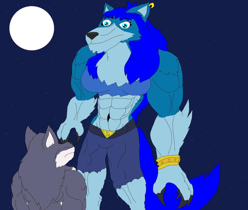 The Big Bad Wolf Meets Peri Longfox