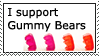 Gummy Bears by nush74