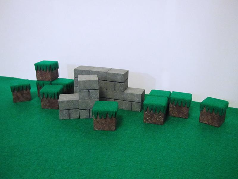 Minecraft Marble Block : Minecraft grass and stone blocks by sarinilli on deviantart