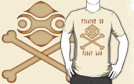 Pirates of Great Bay Tshirt by Sarinilli
