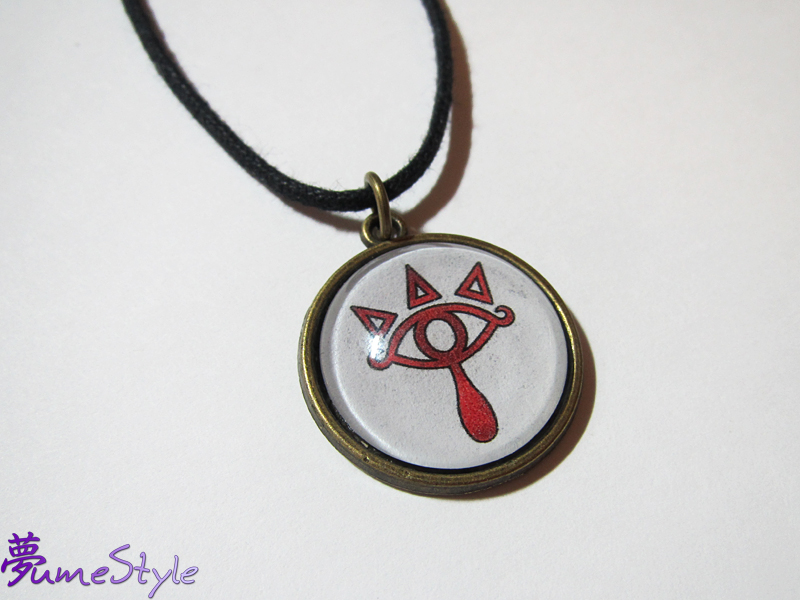 Sheikah Necklace v2 by Sarinilli