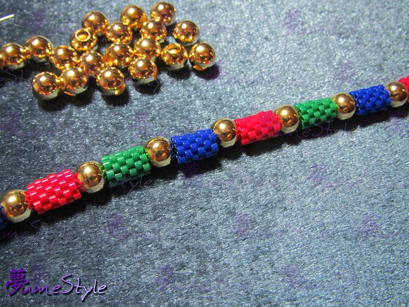 New Design 2013 10 24 - Goddess Bracelet 001 by Sarinilli
