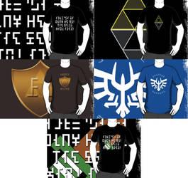New Shirt Designs of January 2015 by Sarinilli