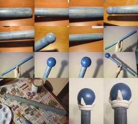 Magic Rod Prop Progress
