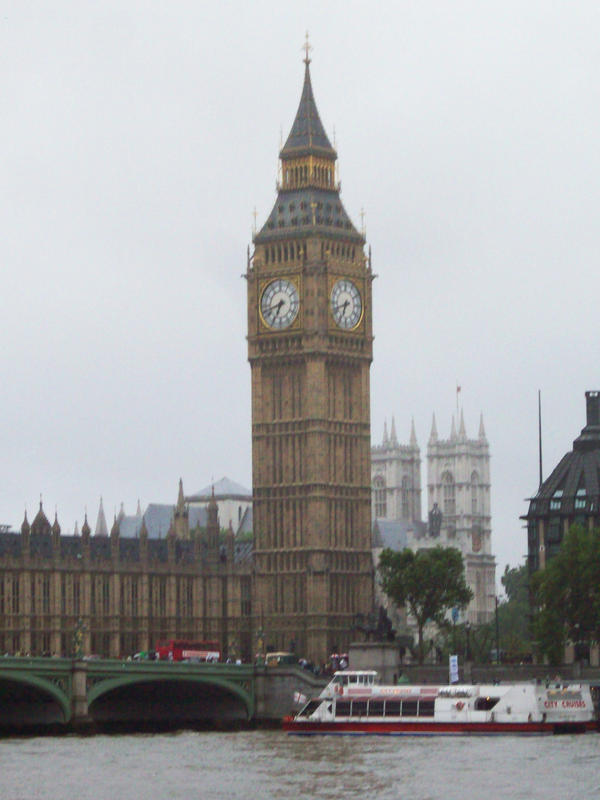 Big Ben by Sarinilli