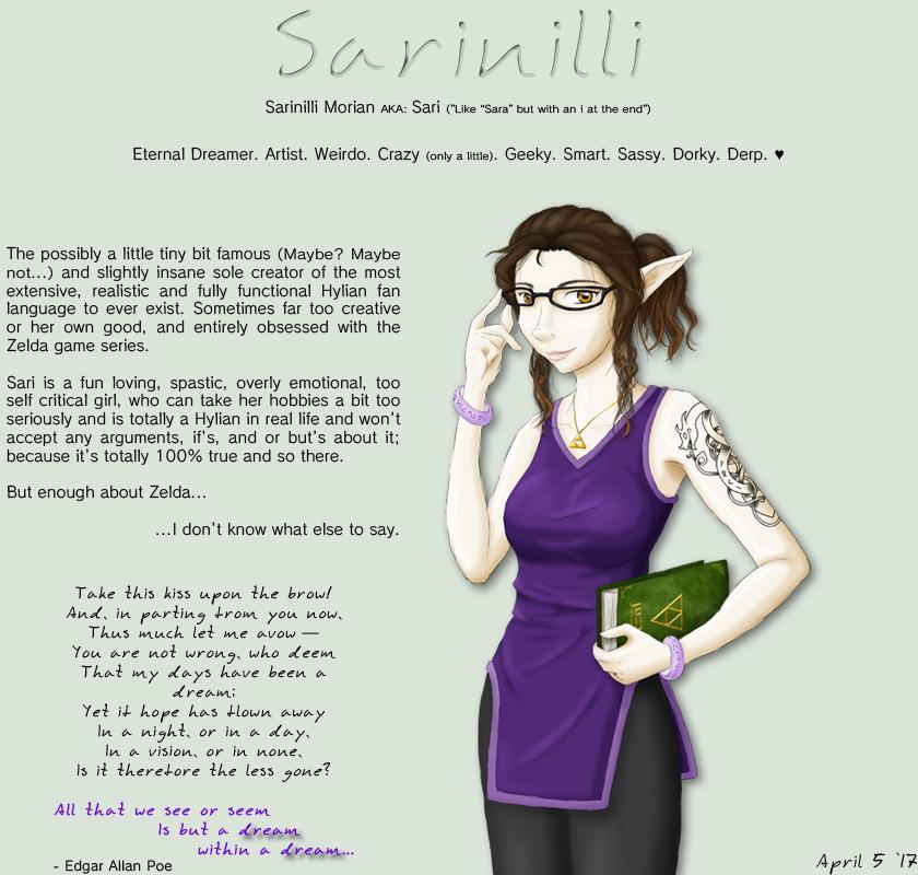 Sarinilli's Profile Picture