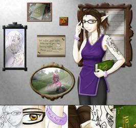 Sarinilli's Art Gallery