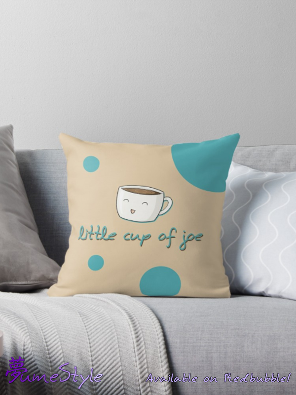 RB021 - Little Joe the Happy Coffee (simple) by Sarinilli