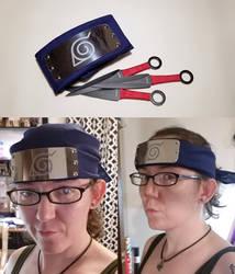 Custom Naruto Hitai-ate