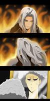 Sephiroth's Bad Hair Day