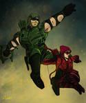 The Green Arrow Returns