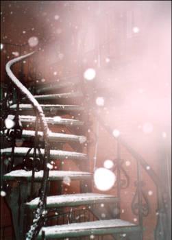 Escaliers de Montreal