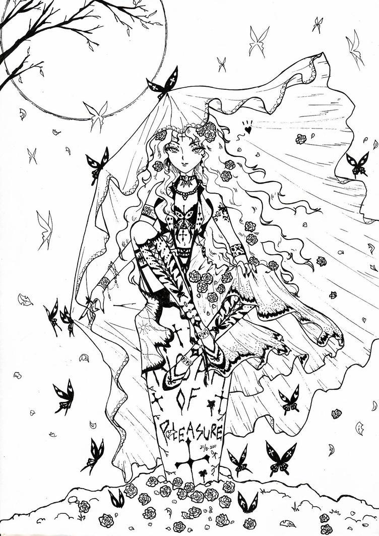 Noah of Pleasure by Ashurasakurahime