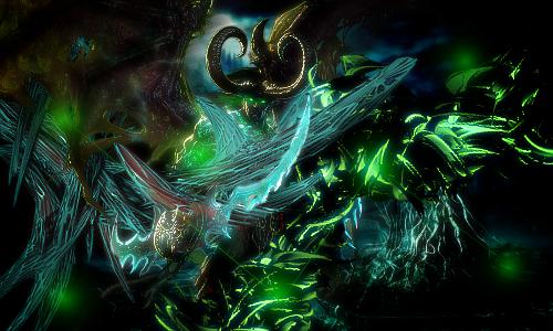 World of Warcraft Signature by SkylinerzEx
