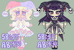 [CLOSED][BTA] Cute Jester Adopt Auction