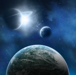 Blue Worlds