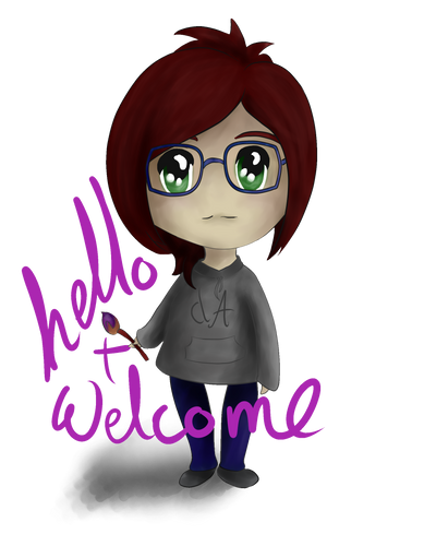 Hello and Welcome v.2