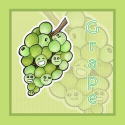 Grape Faces