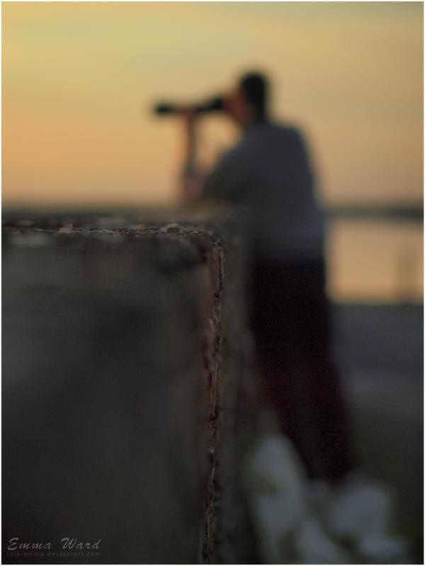Sunset Photographer by Idle-Emma