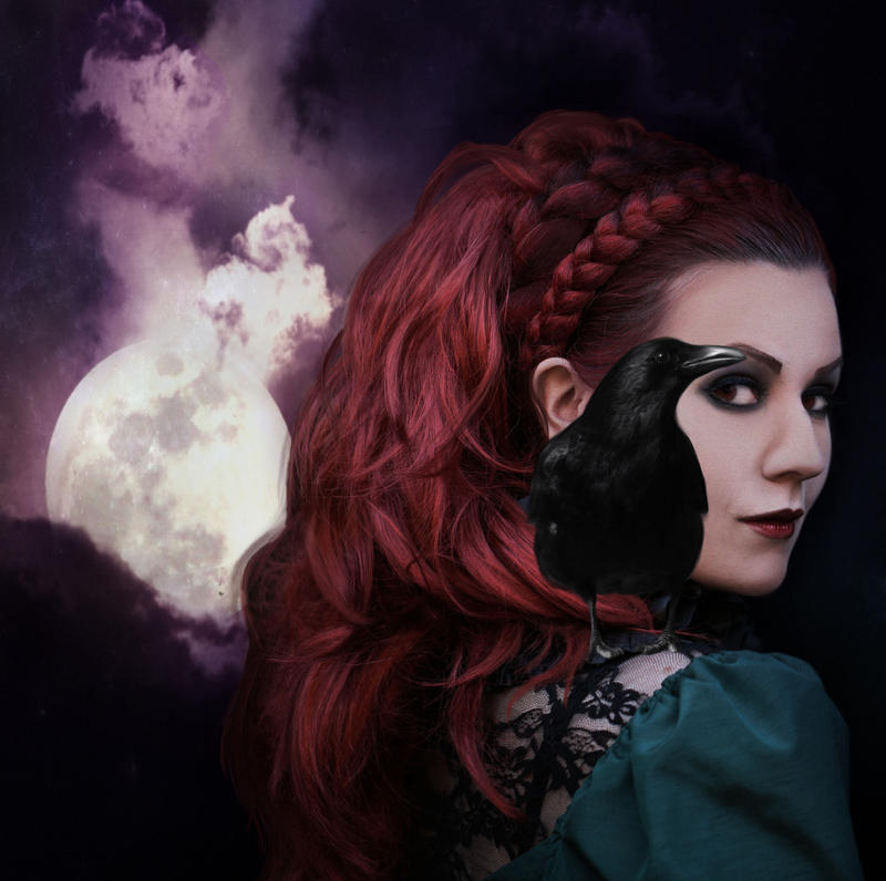 Dark Seductress by Idle-Emma