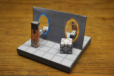 Portal by magicyio