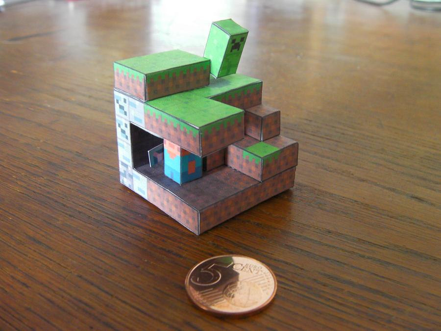 Mini Minecraft by magicyio