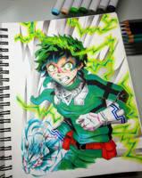Boku No Hero Academia: Deku