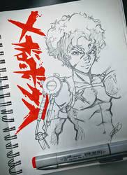 Gearless Joe Sketch