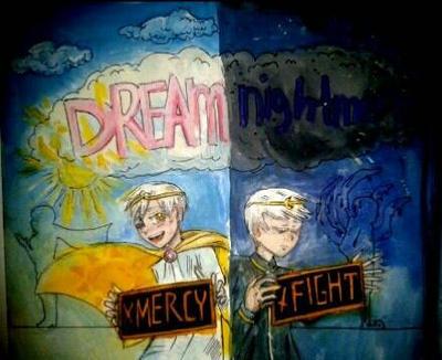 Dreamtale skele-bros humanization by InfelixDei