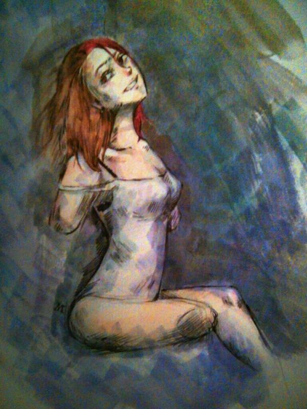 Marie by InfelixDei