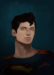 Superman by prince6130