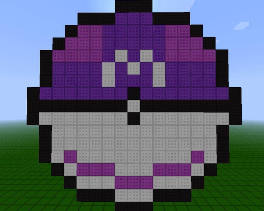 Master Ball Pixel Master ball by xxkillurthxx Ultra Ball Sprite