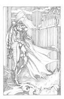 Batgirl by DeanJuliette