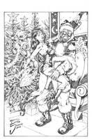 Wonder Woman VS Zardor 02 by DeanJuliette